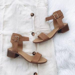 SALE 🆕Phoebe - Tan Sandals